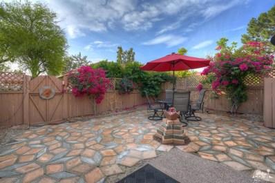 43376 Cook Street UNIT 77, Palm Desert, CA 92211 - MLS#: 218010878