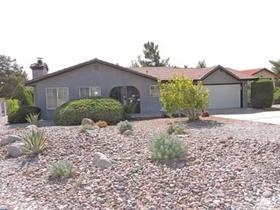 8799 Palomar Avenue, Yucca Valley, CA 92284 - MLS#: 218011508