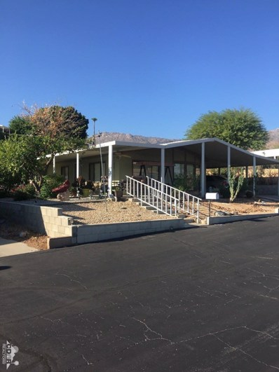 18 S Rustic Rock Lane UNIT 18, Palm Desert, CA 92260 - MLS#: 218011534
