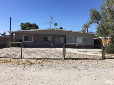 211 E Coachella Avenue, Salton Sea Beach, CA 92274 - MLS#: 218011546
