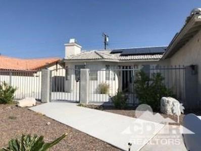 68160 Calle Cerrito, Desert Hot Springs, CA 92240 - MLS#: 218011760
