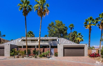 120 E Perlita Circle, Palm Springs, CA 92264 - MLS#: 218012326