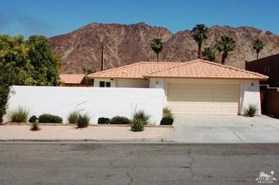 54120 Avenida Ramirez, La Quinta, CA 92253 - MLS#: 218012374