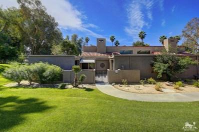 516 Desert West Drive, Rancho Mirage, CA 92270 - MLS#: 218012402