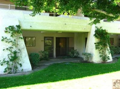 2822 N Auburn Court UNIT 112, Palm Springs, CA 92262 - MLS#: 218012428
