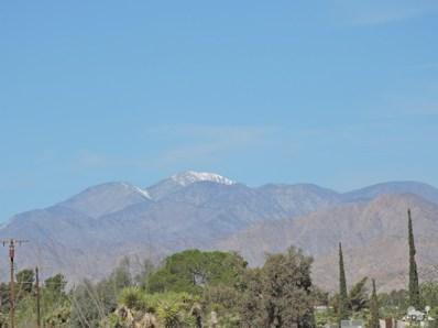 0 8080 Sage Avenue, Yucca Valley, CA 92284 - MLS#: 218012778