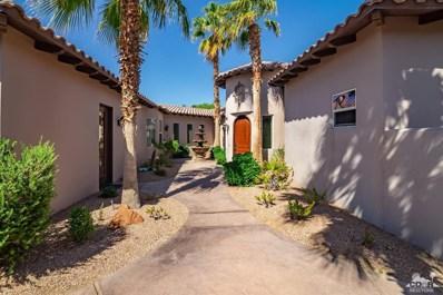 38760 Desert Mirage Drive, Palm Desert, CA 92260 - MLS#: 218012916