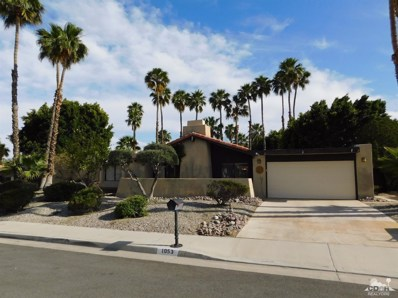1053 E El Cid, Palm Springs, CA 92262 - MLS#: 218012954