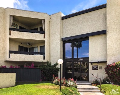 1550 S Camino Real UNIT 319, Palm Springs, CA 92264 - MLS#: 218013012
