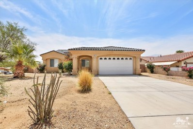 66977 San Bruno Road, Desert Hot Springs, CA 92240 - MLS#: 218013158