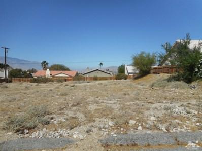 0 Quinta Way, Desert Hot Springs, CA 92240 - MLS#: 218013414