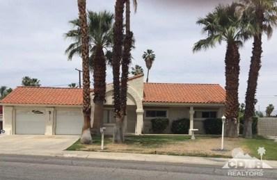 74320 Aster Drive, Palm Desert, CA 92260 - MLS#: 218013482
