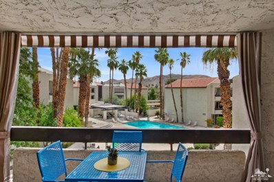 1500 S Camino Real UNIT 304A, Palm Springs, CA 92264 - MLS#: 218013670
