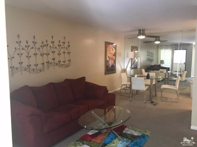 2812 N Auburn Court UNIT F 205, Palm Springs, CA 92262 - MLS#: 218014238