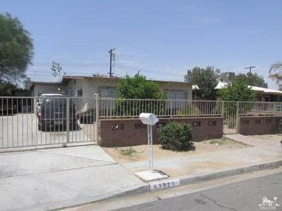 52773 Calle Camacho, Coachella, CA 92236 - MLS#: 218014478