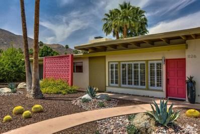 1126 N Riverside Drive, Palm Springs, CA 92264 - MLS#: 218014490