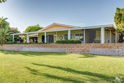 73450 Country Club Drive UNIT 188, Palm Desert, CA 92260 - MLS#: 218014714