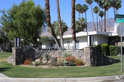 2349 Paseo Del Rey, Palm Springs, CA 92264 - MLS#: 218014902