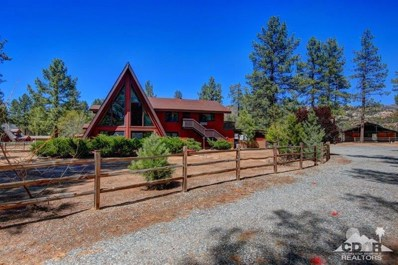 36930 Tool Box Springs Road, Mountain Center, CA 92561 - MLS#: 218015022