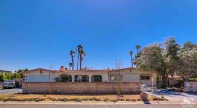 2306 Acacia Road EAST, Palm Springs, CA 92262 - MLS#: 218015352