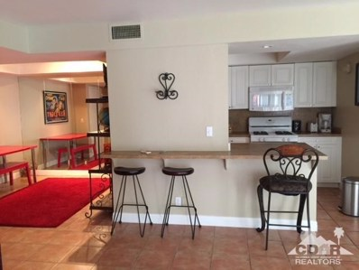 1550 S Camino Real UNIT 117, Palm Springs, CA 92264 - MLS#: 218015676
