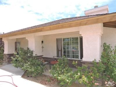 5415 Red Ryder Road, Pioneertown, CA 92268 - MLS#: 218016414
