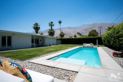 1272 N Riverside Drive, Palm Springs, CA 92264 - MLS#: 218016524