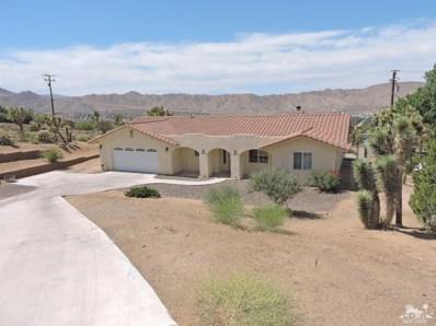 55614 Desert Gold Drive, Yucca Valley, CA 92284 - MLS#: 218016776