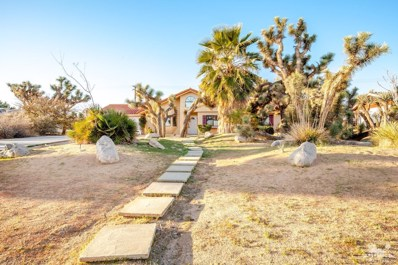 56513 Joshua Drive, Yucca Valley, CA 92284 - MLS#: 218017250