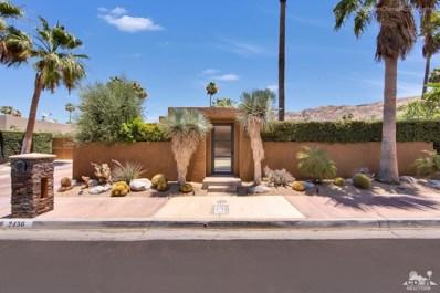2456 S Caliente Drive, Palm Springs, CA 92264 - MLS#: 218017388