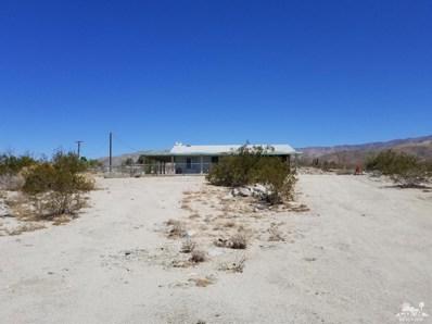 23700 Tamyran Road, Desert Hot Springs, CA 92241 - MLS#: 218017616