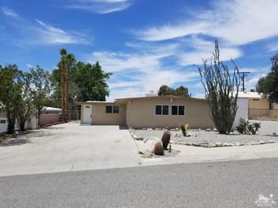 11155 Foxdale Drive, Desert Hot Springs, CA 92240 - MLS#: 218017632