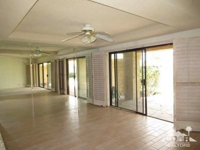 21 Joya Drive, Palm Desert, CA 92260 - MLS#: 218017936