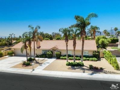 587 W Santa Catalina Road, Palm Springs, CA 92262 - MLS#: 218018148