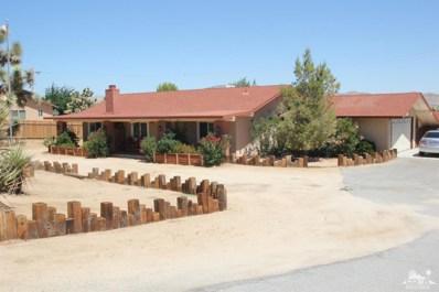 56766 Golden Bee Drive, Yucca Valley, CA 92284 - MLS#: 218018186