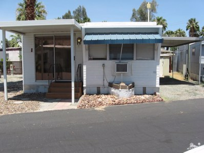 20 Cleveland Street, Cathedral City, CA 92234 - MLS#: 218018198