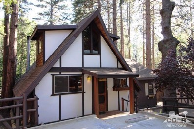 52515 Sunset Drive, Idyllwild, CA 92549 - MLS#: 218018368
