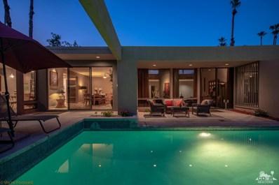2400 S Caliente Road, Palm Springs, CA 92264 - MLS#: 218018574