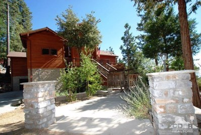 23101 Oak Leaf Lane, Idyllwild, CA 92549 - MLS#: 218018950