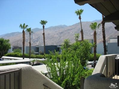 1150 E Amado Road UNIT 17D2, Palm Springs, CA 92262 - MLS#: 218019286