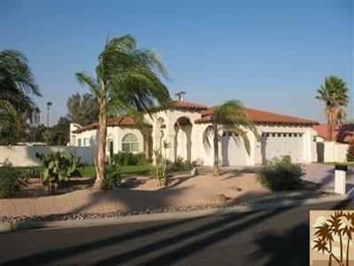 2700 E Vincentia Road, Palm Springs, CA 92262 - MLS#: 218019428