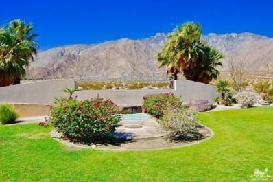 837 Summit Drive, Palm Springs, CA 92262 - MLS#: 218019520