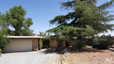 56424 Onaga Trail, Yucca Valley, CA 92284 - MLS#: 218019642