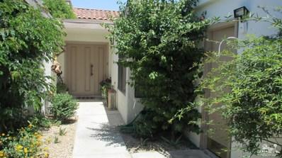 111 Torremolinos Drive UNIT 111, Rancho Mirage, CA 92270 - MLS#: 218019692