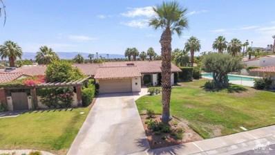 40140 Via Valencia, Rancho Mirage, CA 92270 - MLS#: 218019780