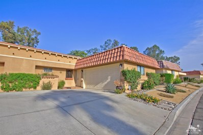 40481 Pebble Beach Circle UNIT 12-5, Palm Desert, CA 92211 - MLS#: 218020016