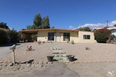 66800 Buena Vista Avenue, Desert Hot Springs, CA 92240 - MLS#: 218020338