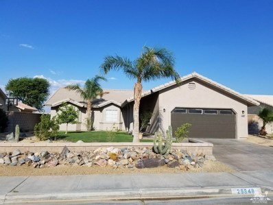 29848 Santa Rosa Street, Cathedral City, CA 92234 - MLS#: 218020386