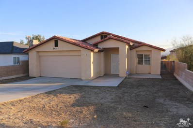 66313 Buena Vista Avenue, Desert Hot Springs, CA 92240 - MLS#: 218020708