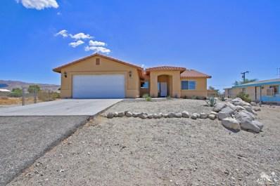 13810 United Road, Desert Hot Springs, CA 92240 - MLS#: 218020776